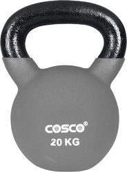 Kettle Bell Dumbbell Vinyl 20 Kgs 28209