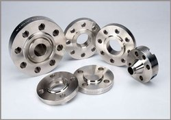 High Nickel Alloys Flanges