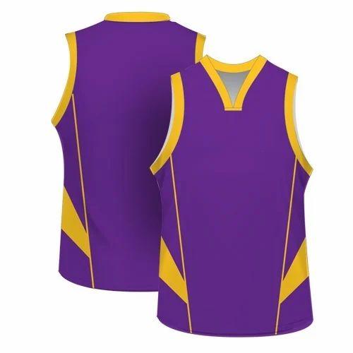 1eeefbbc10b Men Linen Basketball Sublimation Jersey, Rs 330 /piece, Rithesh T ...