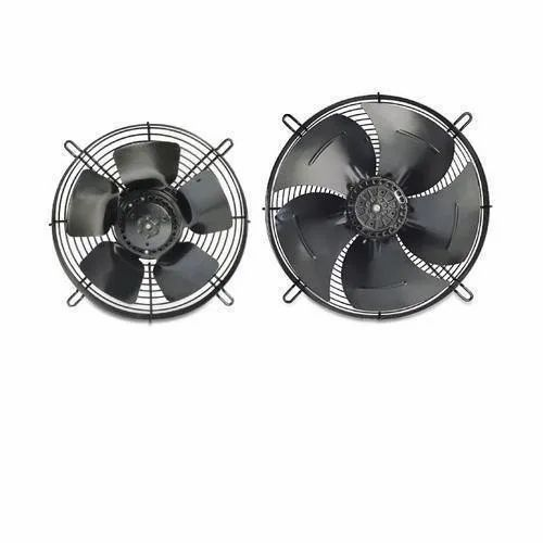 Metal Cast Iron Axial Fan, Model Name/Number: Hicool Trumaxx, 1350 RPM to 2800RPM