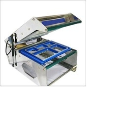 5 Portion Tray Sealer Machine
