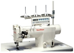 Direct Drive,High-speed,1-needle, Needle Feed Machine