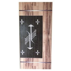 6-7 feet Laminated Wooden Door for Home & Office