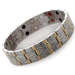 Titanium Heath Energy Bracelet