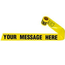 Custom Crime Scene Tape