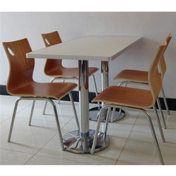 Mayura Steel Restaurant Table Set, Mayura Steel Furniture ...