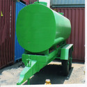 Four Wheel Storage Tanker