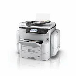 WorkForce Pro WF-C869R Multifunction Printer, Warranty: Upto 1 Year