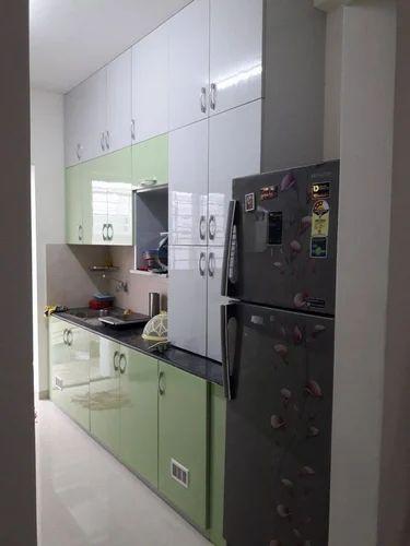 High Gloss Kitchen Designs Colours In Koyambedu Chennai Aamphaa