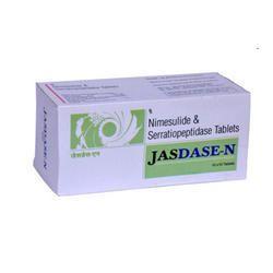 Nimesulide Serratiopeptidase Tablets