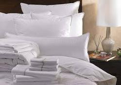 Linen White Hotel Bedding