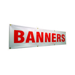 Flash Banner Printing Service