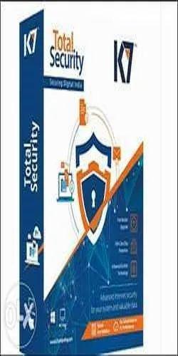 K7 Total Security Software - 5u / 1 Year
