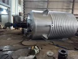 Limpet Coil Mixing Tank