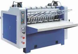 Paper Pasting Machine