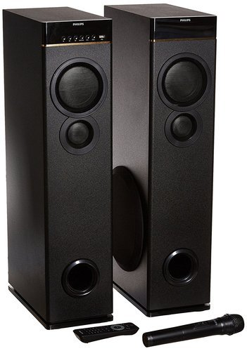 home theater tower speakers. philips spa9080b multimedia tower speakers home theater d
