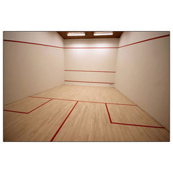 Imported Maple Sports Flooring