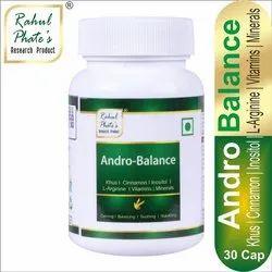 30 Capsules Rahul Phate's Andro Balance
