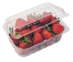 Strawberry Blister Tray