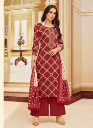 Daily Wear Palazzo Suits