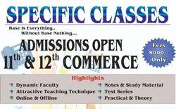6-8pm 30 Commerce Classes, Nagpur