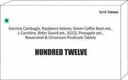 Garcinia Cambogia Raspberry Ketone Green Coffee Bean L Carnitine Bitter Gourd ext EGCG Pineapple Tab