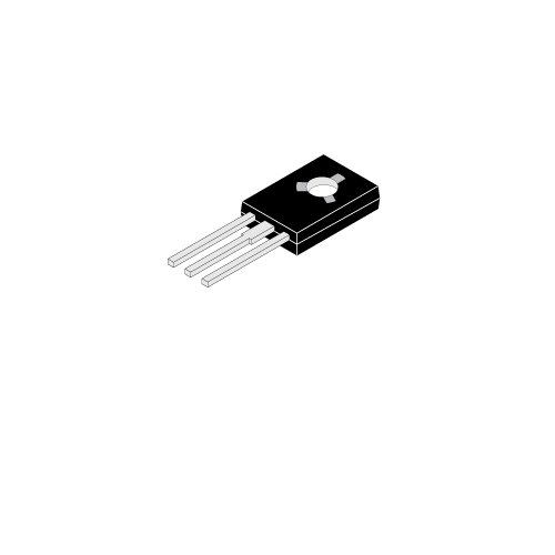 10 x BD138-16 Transistor pnp