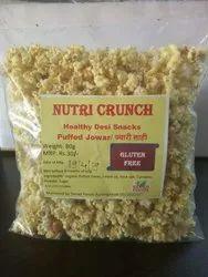 Nutri Crunch Snacks Jwari Lahi, Packaging Size: 80 Grams