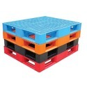Multicolor Non Edible Cement Industry Pallets, For Industrial