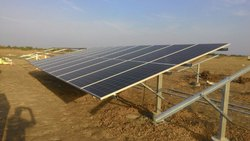 Ground Mount Solar Structures