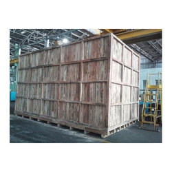 Packaging Rubber Wood Box, Size(LXWXH)(Inches): 12 X 9 X 8 Feet