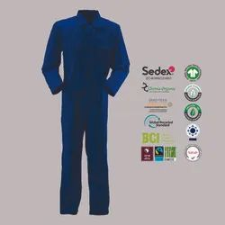 Sustainable Cotton Mens Work Wear