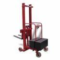 Mild Steel Counter Balance Stacker, Lifting Capacity: 300 Kg, Manual Hydraulic