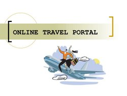 Online Travel Solutions & Booking Engines (IBE) Service Providers