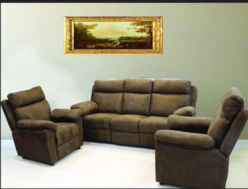 Fabric Murphy Yl 6103 Push Back Recliners Sofa Rs 89607 Set Id