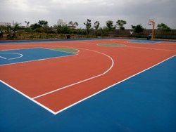 Basketball Surface