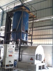 Vertical Type Oil Fired Hot Air Generator