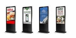 Vertical Digital Signage Display
