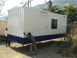 Panel Built Portable Cabins