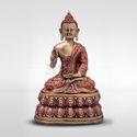 Statue Brass Bronze Buddha Idol