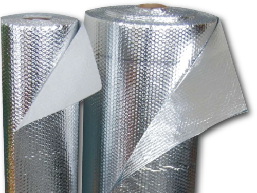 1 25 X 40 M Thermal Insulation Bubble Wrap