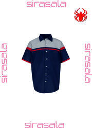 Customized Automobiles Uniform Shirts