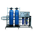 2000 LPH Package Drinking Water Plant