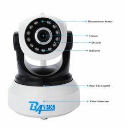 BA Vision 2MP Wifi IP Camera
