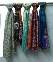 Indian Silk Scarfs