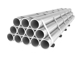 Carbon Steel ASTM  A333 GR 5 Seamless IBR Pipes