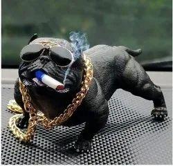 Pitbull Dog Car Decoration Ornament