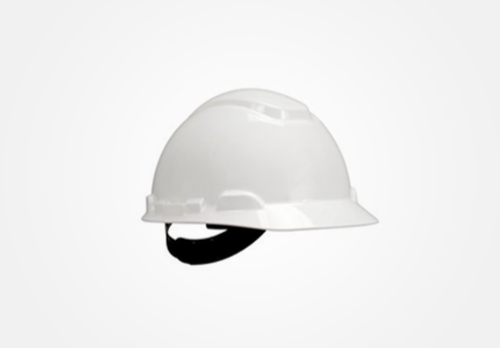 3M Hard Hat White 4-Point Ratchet - Usha Armour Pvt Ltd , Mysore