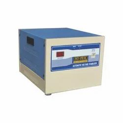 Steel Single Phase 5 kVA Automatic Voltage Stabilizer, 90-280 V, Warranty: 12 Months