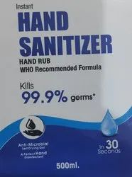 Hand Sanitizer Labels